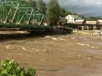 Hurricane Irene Aftermath Westfield MA